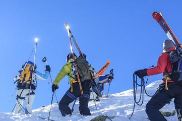 Alpinisten-Gruppe