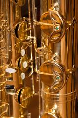 Fragment valves saxophone