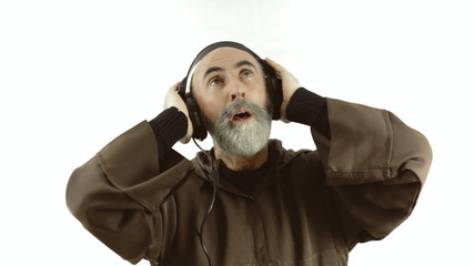 Friar music dance faint