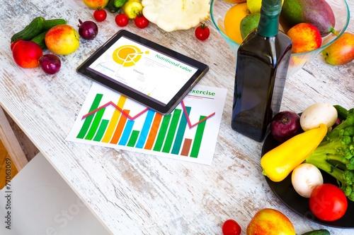 Ernährungsberatung im Internet - 77063069