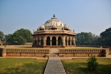 Isa Khan Niyazi's Tomb in Delhi