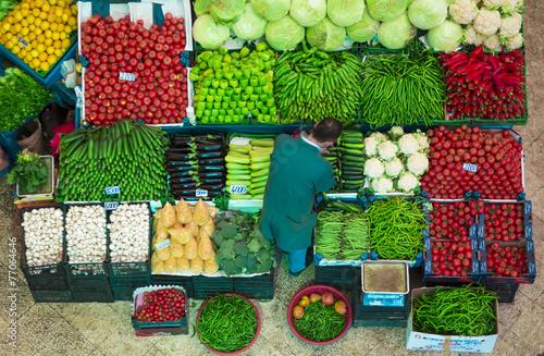 sebze meyve satıcısı - 77064646