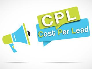 megaphone : CPL
