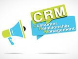 megaphone : CRM