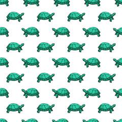 Turtles pattern