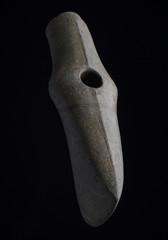 Prehistoric stone axe