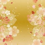 桜 和柄 春 - 77071260