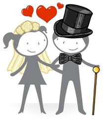 Amour - époux