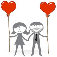Amour - A deux