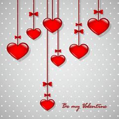 valentinsday herzen