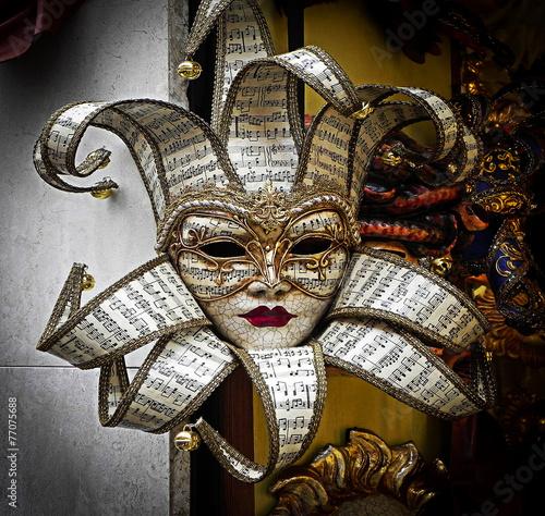 Carnival mask - 77075688