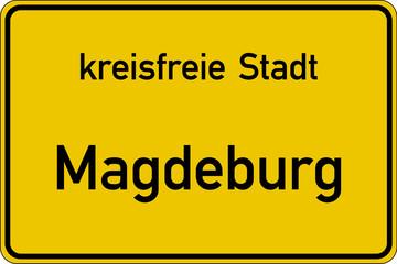 kreisfreie Stadt Magdeburg