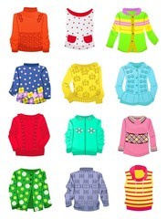 Sweaters for girls