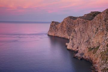 Cabo de Formentor. Mallorca.