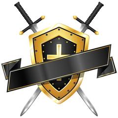 Sword & Shield Banner