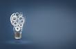Light bulb with wheels - 77084679