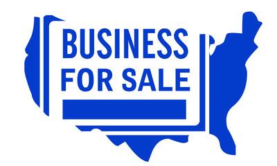 Mappa USA con indicazione business