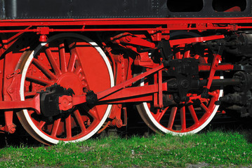 train, railway, transport, cargo, heavy, long, distances,