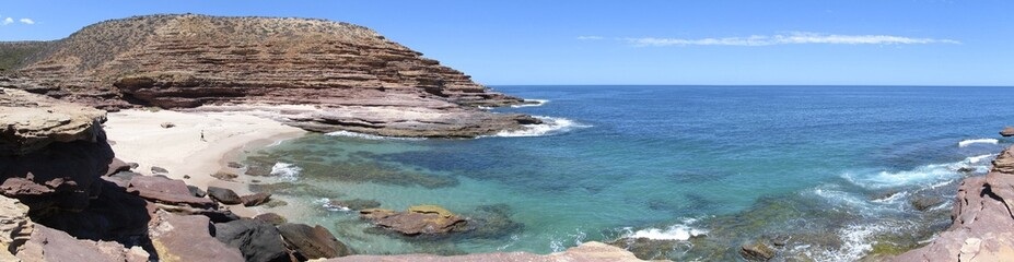 Coastline of Kalbarri National Park