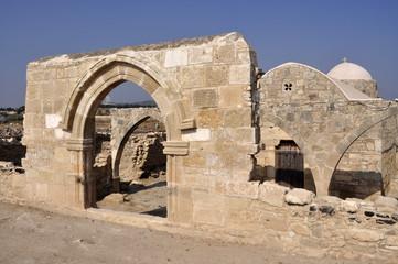 Cipro. Antica città di Palaipafos a Kouklia