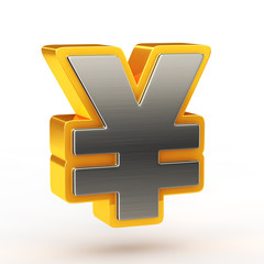 Yen currency symbol