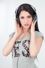 Go girl headphones