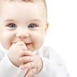 Leinwanddruck Bild - adorable baby