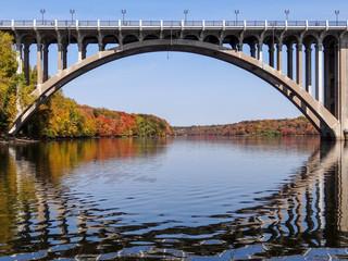 Ford Bridge Over Mississippi