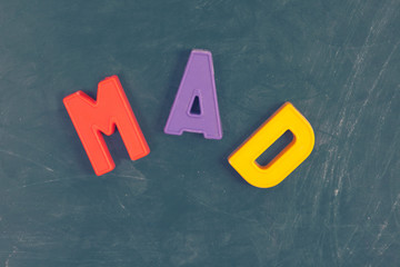 Mad Letters