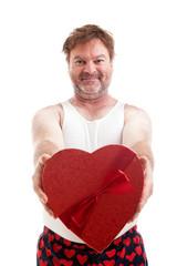 Valentines Heart Guy