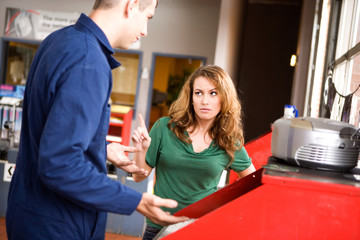 Mechanic: Woman Feels She Is Being Ripped Off