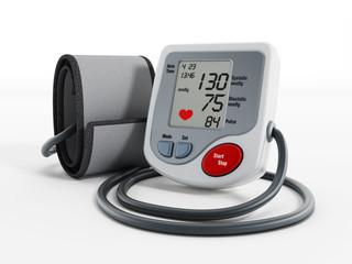 Digital blood pressure monitor