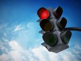 Green traffic light - 77094401