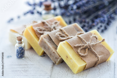 Lavander soap - 77095648