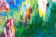Leinwanddruck Bild - abstract painting