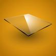 Glass framework. Vector illustration. - 77099894
