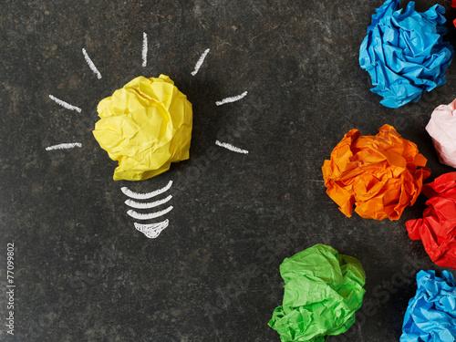 Choosing the best ideea