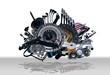 Leinwandbild Motiv New spare parts