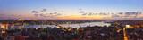 Istanbul sunset panorama - 77100871