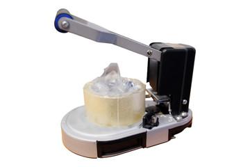 Dispenser (holder) for an adhesive tape