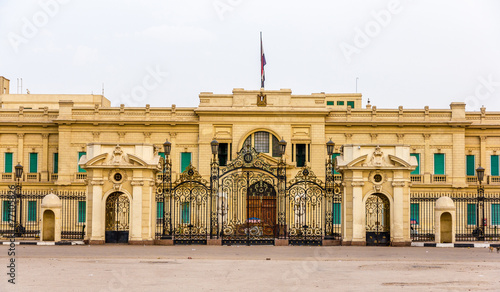 Abdeen Palace, a residence of the President of Egypt - Cairo - 77105826