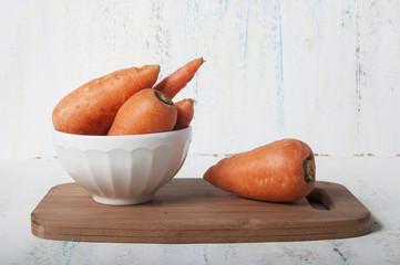 Zanahorias para cocinar