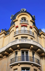 Penthouse Apartments of Paris