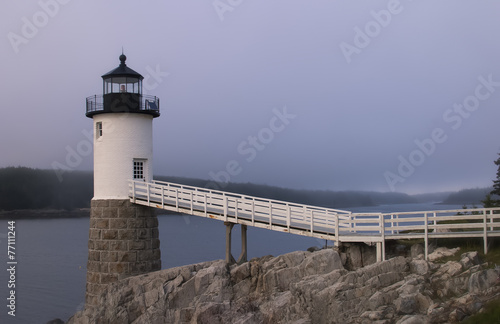 Isle au Haut Lighthouse, Acadia National Park - 77111244