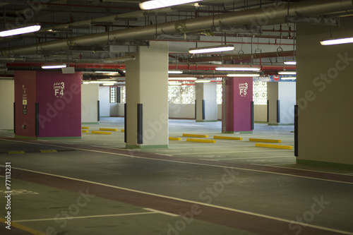 Building of parking - 77113231