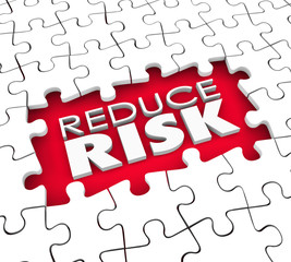 Reduce Risk Puzzle Hole Pieces Lower Danger Increase Safety Secu