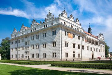 renaissance castle (UNESCO), Litomysl, Czech republic