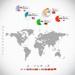 Light World map