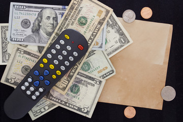 Utility bills - TV