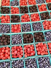 Farmer's Market Fresh Berries